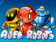 Игровой аппарат Роботы Пришельцы