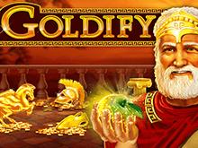 Игровой аппарат Goldify