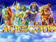 Игровой автомат Эпоха Богов