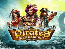 Игровой аппарат Сокровища Пиратов