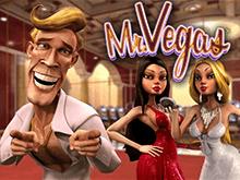 Игровой автомат Мистер Вегас
