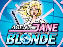 Онлайн слот Агент Джейн Блонд