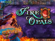 Игровой автомат Огненные Опалы