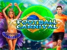 Онлайн слот Футбольный Карнавал