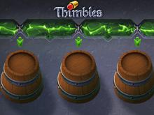 Игровой аппарат Thimbles