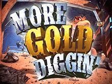 Онлайн-аппарат More Gold Diggin