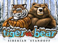 Игровой автомат Tiger Vs Bear