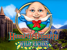 Игровой слот Humpty Dumpty Wild Riches
