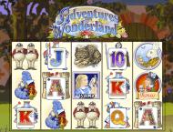 Игровой автомат Adventures In Wonderland
